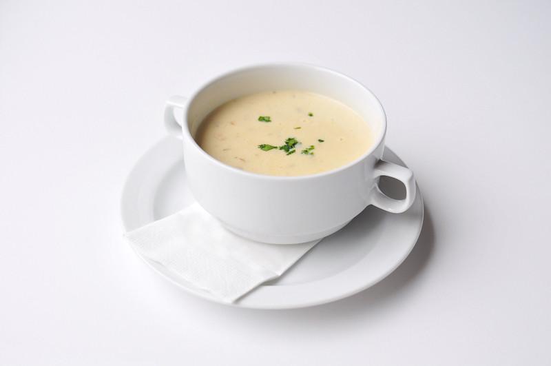 Šošovicová polievka na kyslo