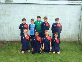 Nash Cup Football Tournament