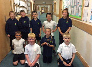 Our Year 4 Team Wins Rounders Trophy