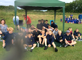 A Great Day for Conifers Athletes at the South Dorset Athletics Meeting