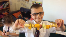 Y3 Make Kenyan Fruit Kebabs