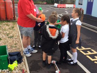 Year 2 Visit the Safewise Centre