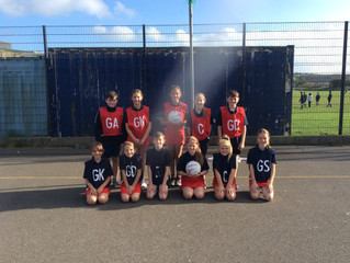 Conifers Netballers Make a Flying Start