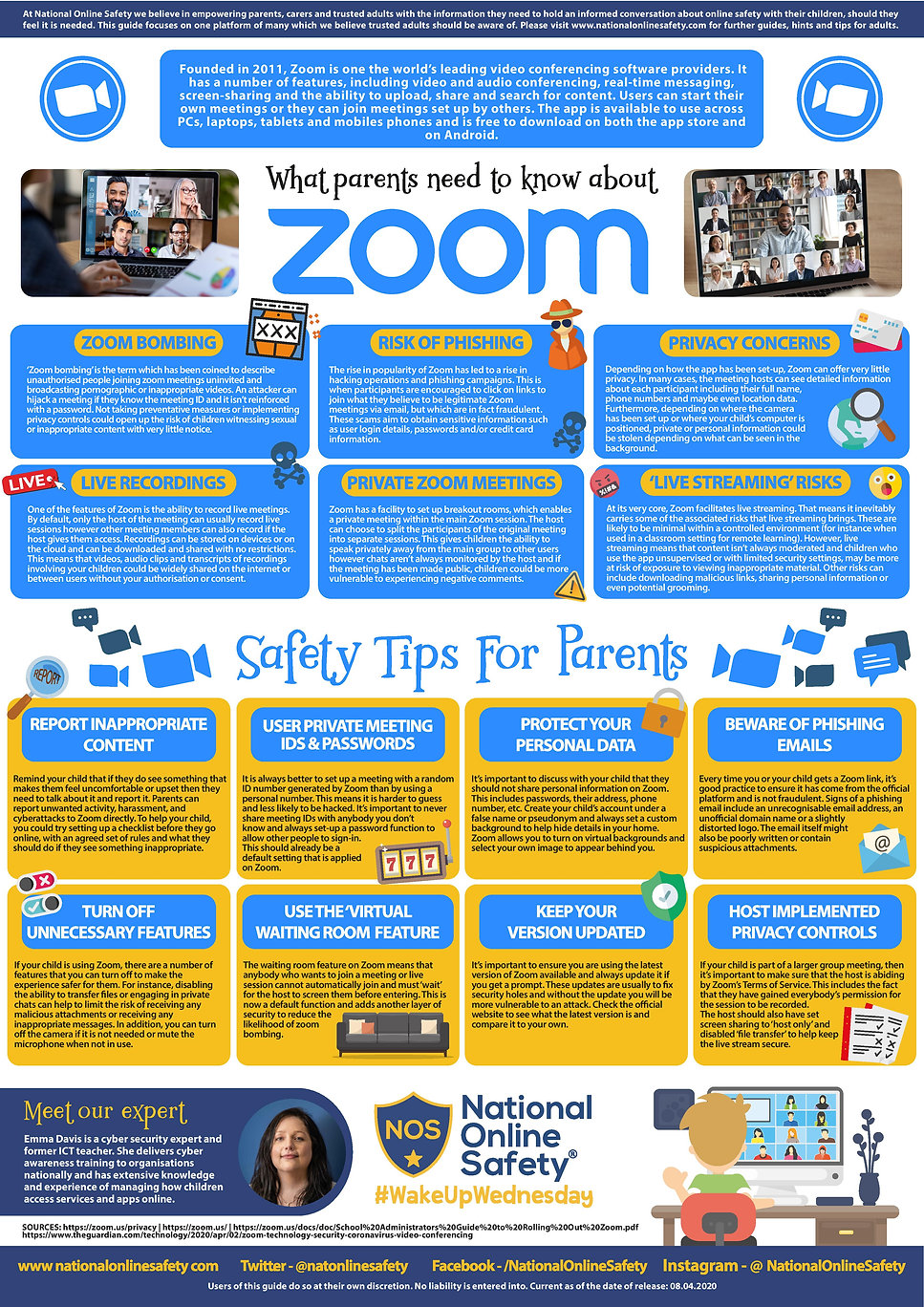 Zoom eSafety Advice.jpg