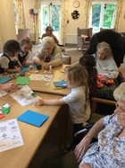 Year 1 Buxton House Care Home Visits