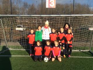 Girls Football County Finals
