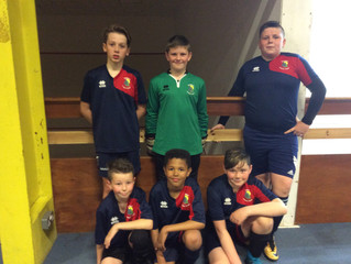 Indoor Football Champions