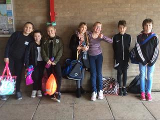 Conifers Swimming Team