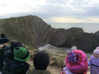Y3 Trip to Lulworth