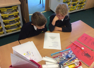 Y3 Literacy - Exploring Poetry