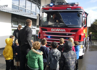 Y2 Impact Day - Fire & Rescue Visit