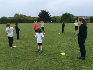 School Games Values House Sports Afternoon
