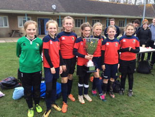 Conifers Girls Win The Nash Cup