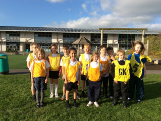Year 3 and 4 Football Tournament