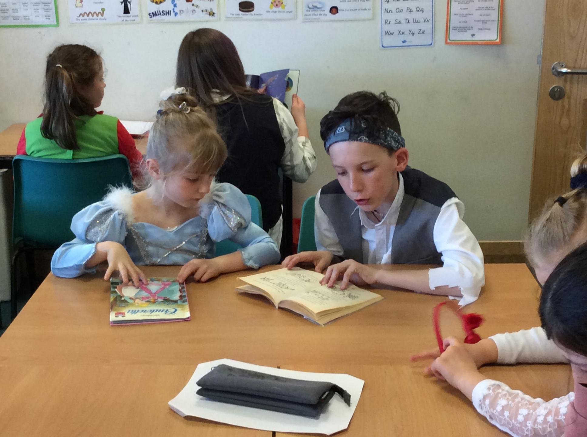 Pairs reading