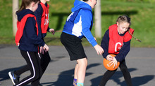 Netball Action