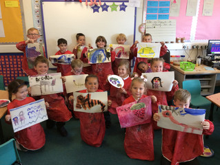 Y2 Art   Mixing Colours