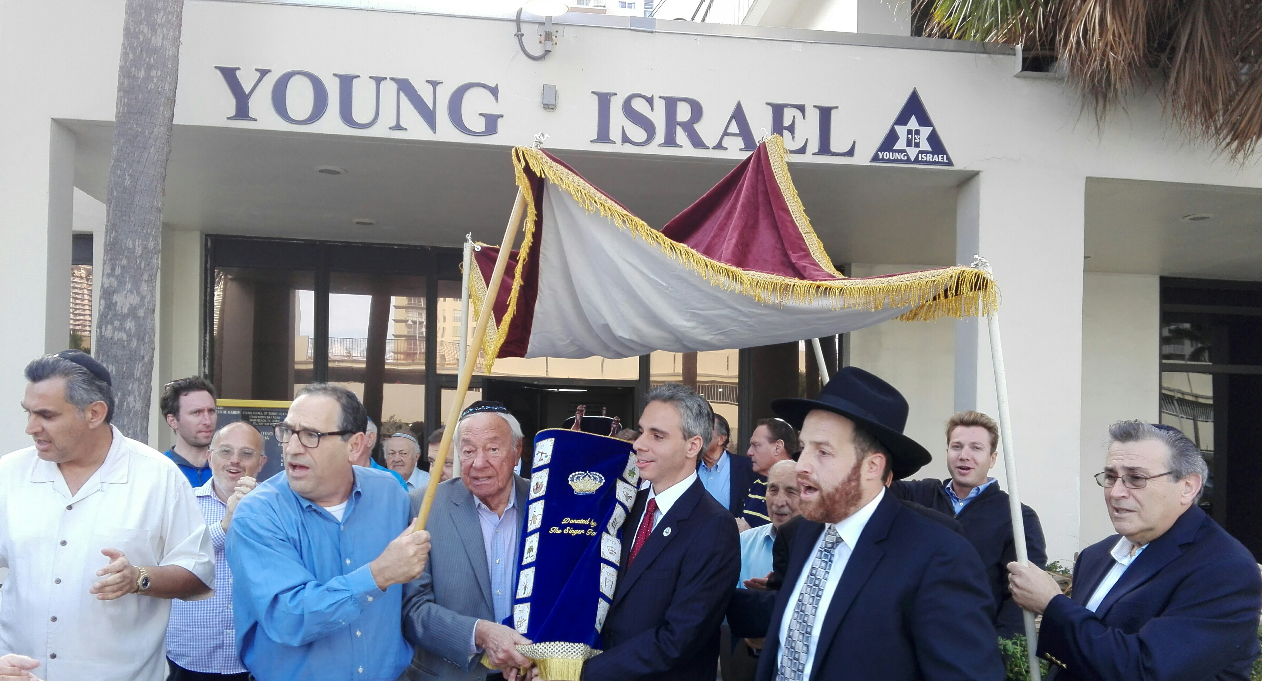 Chaim Singer and Rabbi and Torah