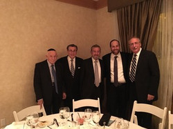men and Rabbi