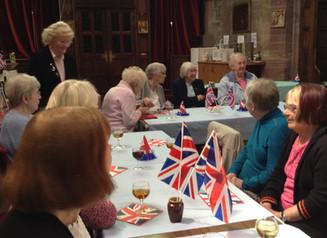 Mothers' Union Celebrating HRH Queen Elizabeth's 90th Birthday