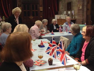 Mothers' Union Celebrating HRH Queen Elizabeth's 90th Birthday