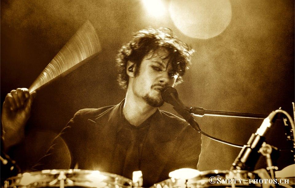 Live at Roches-de-Moron 2014