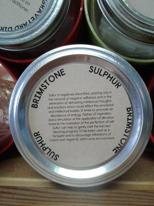 Brimstone - Sulphur