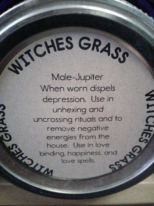 Witches Grass
