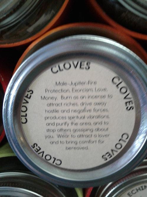 Cloves