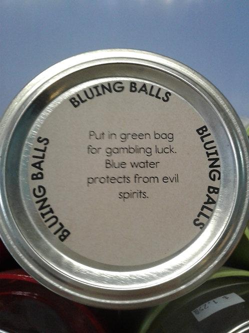 Bluing Balls