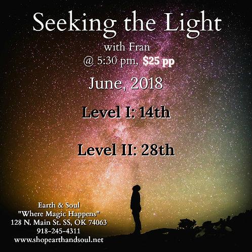 Seeking the Light with Fran