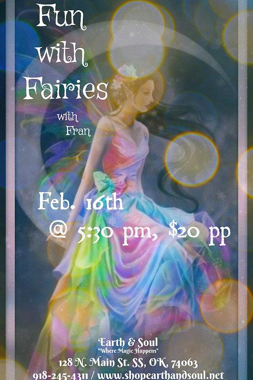 Fun with Fairies