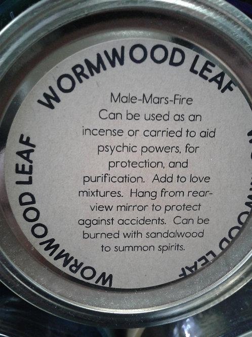 Wormwood Leaf