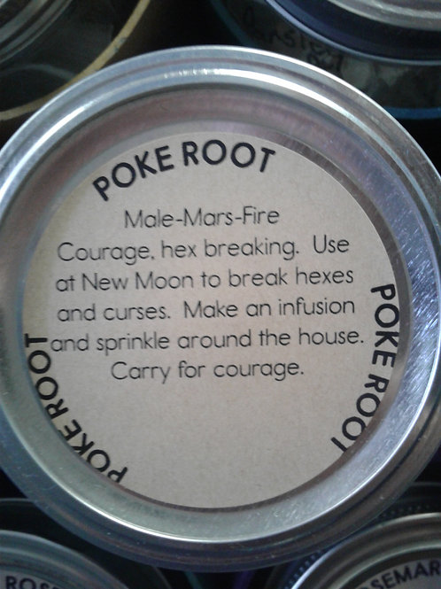 Poke Root
