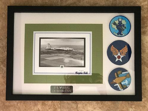 """B-17 """"Memphis Belle"""" Collector's Display (Belle109)"""
