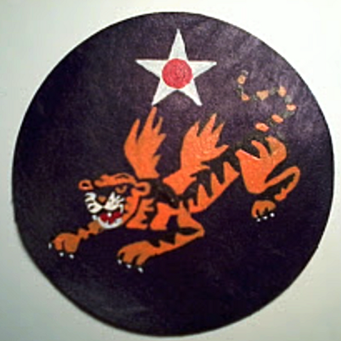 14th Air Force Leather Patch 5""