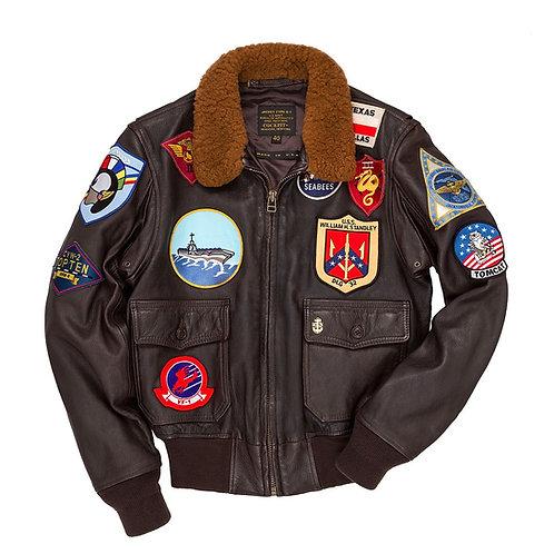 """Top Gun"" G-1 Jacket Cockpit USA"