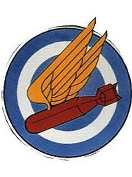 509th Bomb Squadron Leather Patch