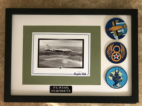 """B-17 """"Memphis Belle"""" Collector's Display (Belle102)"""