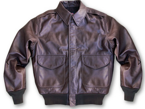 Signature Series™ Limited WWII Cowhide A-2 Bomber Jacket US WINGS