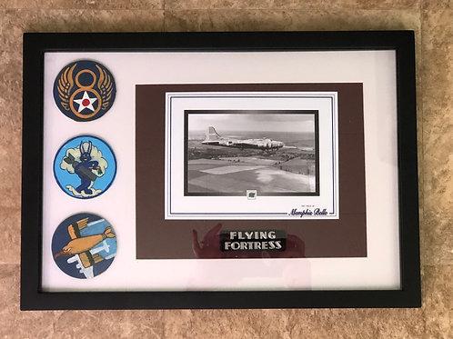 """B-17 """"Memphis Belle"""" Collector's Display (Belle110)"""