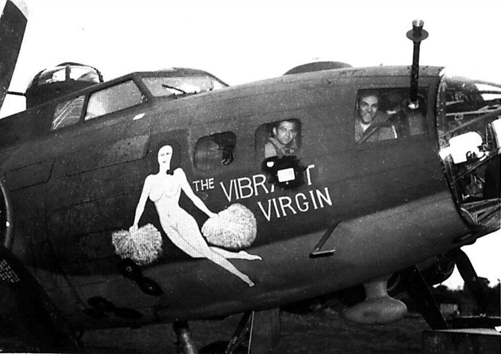"42-30275 ""The Vibrant Virgin"""