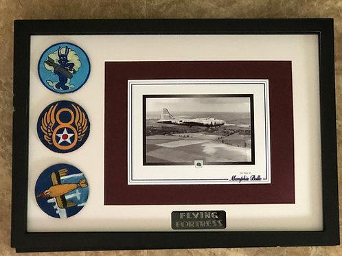 """B-17 """"Memphis Belle"""" Collector's Display (Belle103)"""