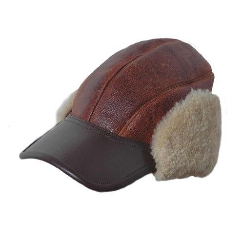 B-2 Shearling Gunners Hat