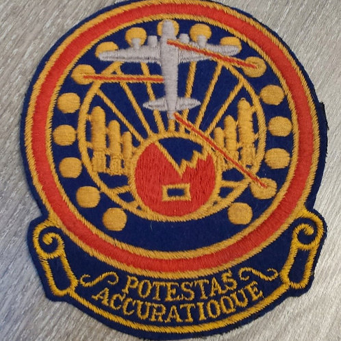 379th Bomb Group Leather Patch