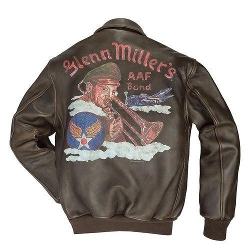 """Glenn Miller"" A-2 Jacket"