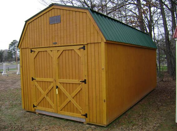 Lofted Barn 10x20 - #22374819