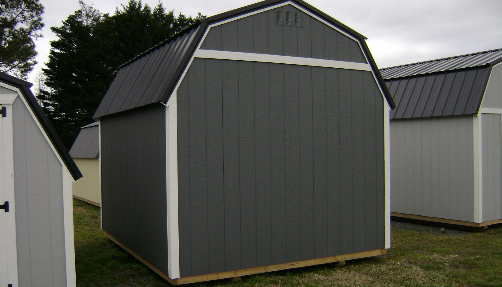 Side Lofted Barn PSLB-8982-1012-020221