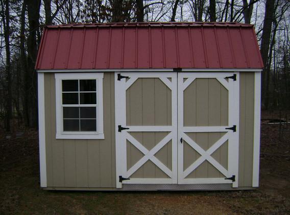 Painted Smart Barn 10x12 - #21189417