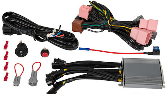 Hideaway Strobe Conversion Kit For GMC/Chevy®